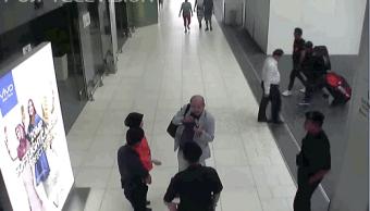 Kim Jong-nam fue atacado por dos mujeres en el aeropuerto de Kuala Lumpur.