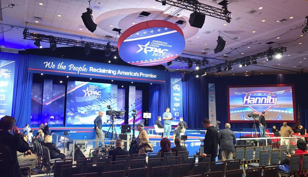La Conferencia de Acción Política Conservadora (CPAC) es considerada uno de los grandes eventos políticos en Estados Unidos.