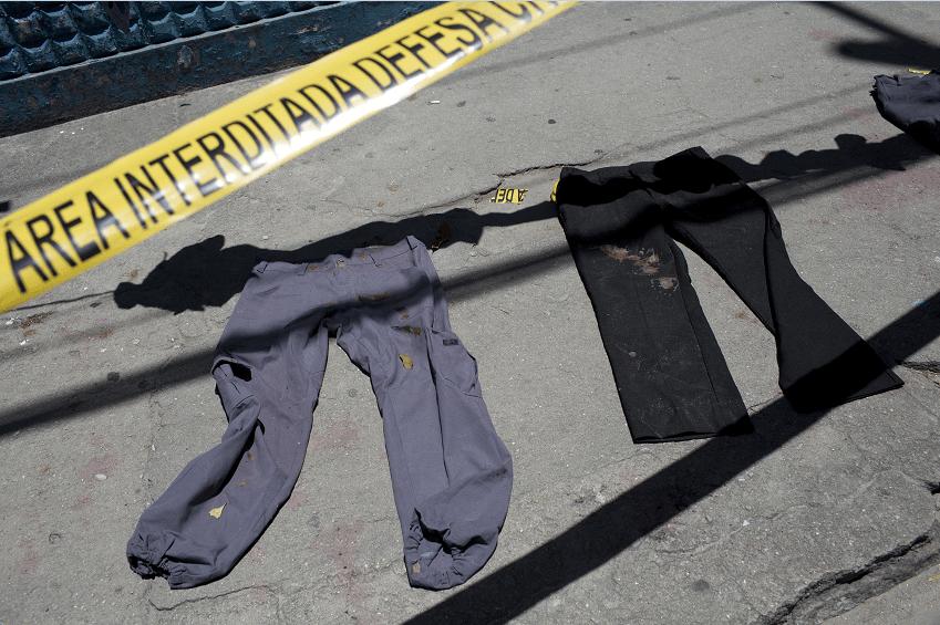 La huelga de policías desató una ola de violencia en el estado de Espírito Santo, Brasil.