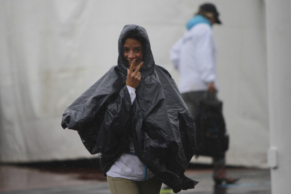 Un canal de baja presión en el sureste de México ocasionará durante la noche de este lunes lluvias con intervalos de chubascos (GettyImages/Archivo)