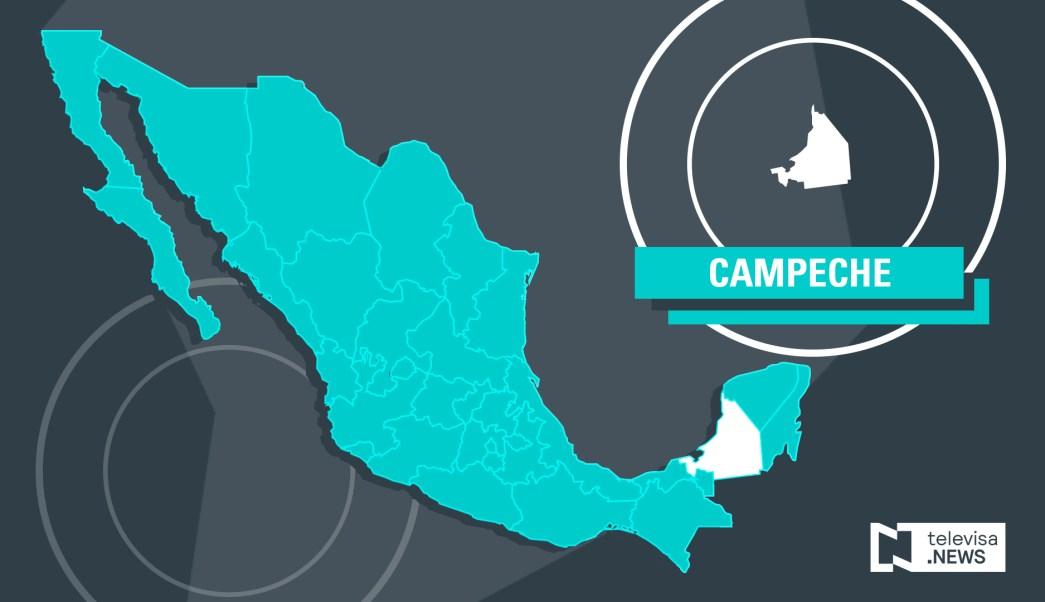 La Tercera Región Naval recibió el reporte vía telefónica del Centro de Control Comando, Comunicaciones y Computo (Noticieros Televisa)