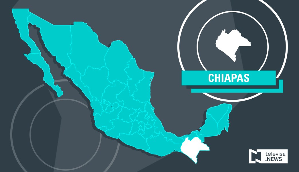 Se percibe leve sismo en algunos municipios de Chiapas