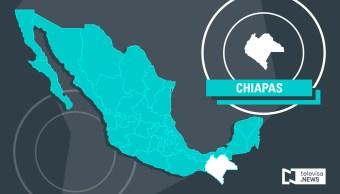 Pescadores rescatados en Chiapas sobrevivieron comiendo pescado y aves