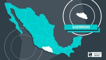Mapa de Guerrero (Noticieros Televisa)