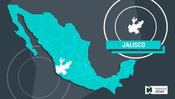 Bomberos rescatan a hombre intentaba suicidarse en Jalisco