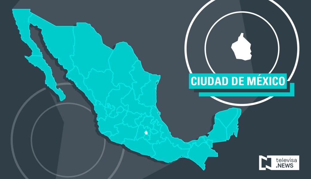 Bombero Muere Tras Caer De Un Espectacular En La Cdmx