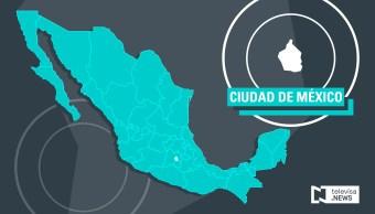 Presuntos delincuentes abandonan vehículo robado al intentar huir en Iztapalapa
