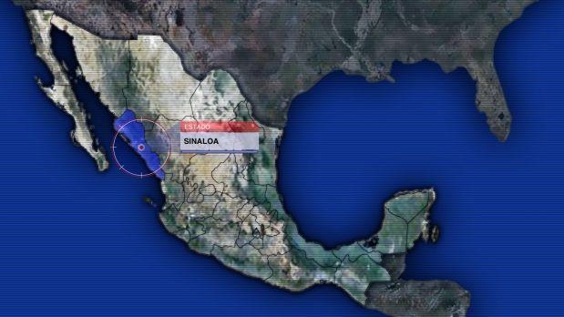 En Navolato, Sinaloa, se registran enfrentamientos y la quema de vehículos. (Noticieros Televisa, archivo)