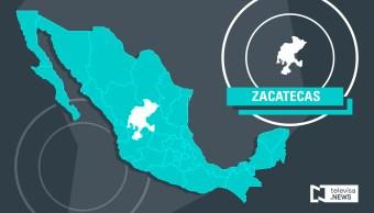 Asesinan a tres personas en un hotel en Zacatecas