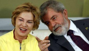 Marisa Leticia Rocco, esposa del expresidente de Brasil, Luiz Inácio Lula da Silva.