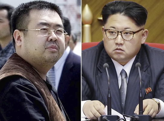 Kim Jong Nam, ex hermano del líder de Corea del Norte, Kim Jong Un (Ap/archivo)