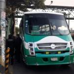 Mueren dos personas durante asalto a transporte público en Tlalnepantla. (Twitter @luismiguelbaraa)