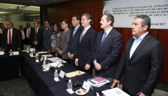 Este es un ejercicio concreto de unidad nacional', afirma Nuño.