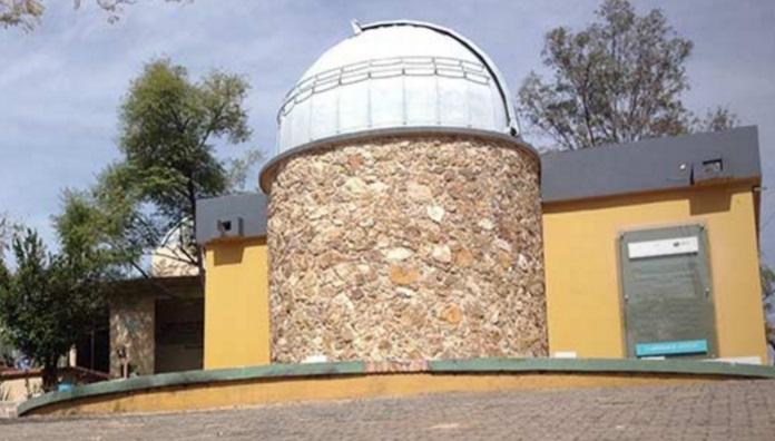 El Observatorio Astronómico Municipal Canuto Muñoz Mares, ubicado en el cerro del Fortín en la ciudad de Oaxaca de Juárez ( Twitte conacytprensa
