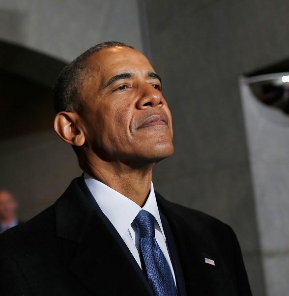 El expresidente Barack Obama Estados Unidos