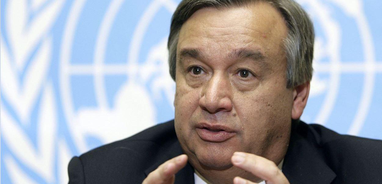 El secretario general de la ONU, Antonio Guterres, denuncia que los derechos humanos de los migrantes y refugiados están bajo ataque y exhorta a los Estados miembros a proteger a estos grupos durante la inauguración de la primera sesión anual del Consejo de Derechos Humanos de Naciones Unidas. (AP, archivo)