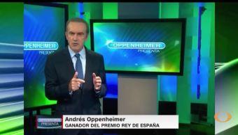 Oppenheimer: programa del 25 de febrero de 2017