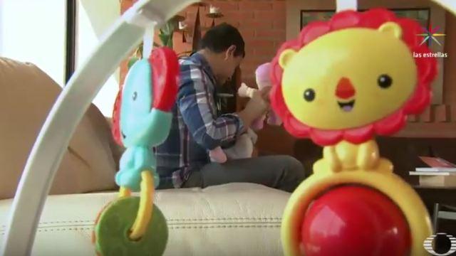 Padres solteros afectados por la reforma a la maternidad subrogada en Tabasco. (Noticieros Televisa)