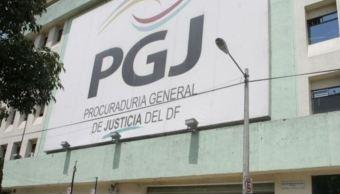 Edificio de la Procuraduría General de Justicia de la Ciudad de México. (Twitter/@PGJDF_CDMX)
