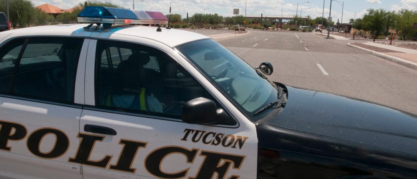 Policía de Tucson, Arizona. (AP, Archivo)