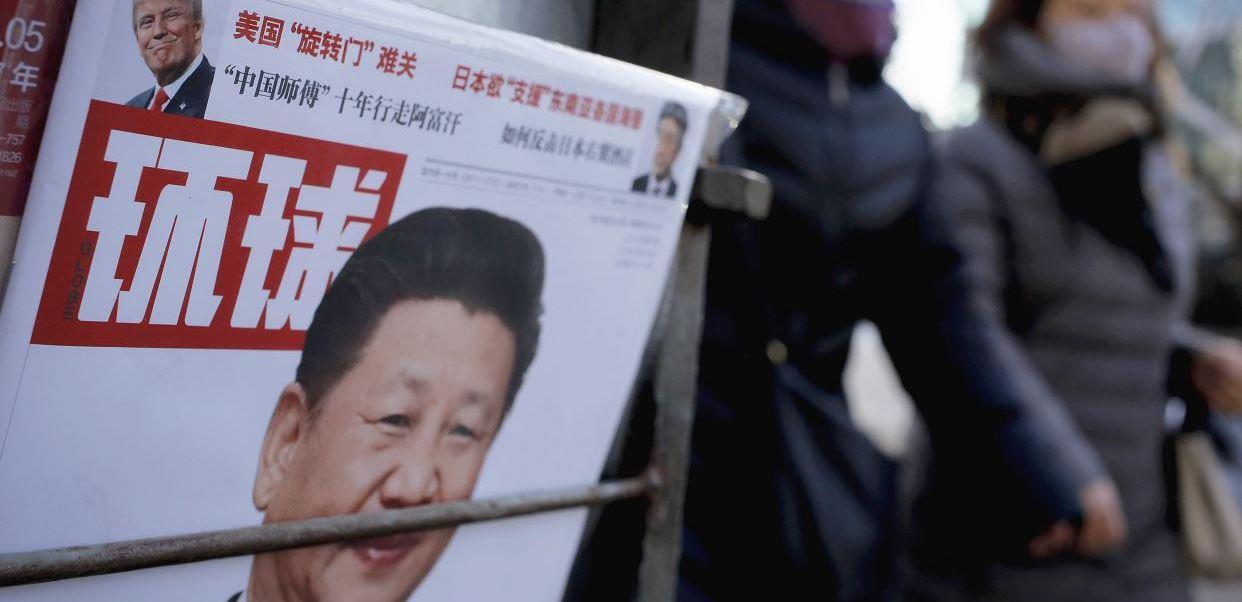 Xi remarcó a Trump que la política de una sola China es la base política entre ambas naciones.