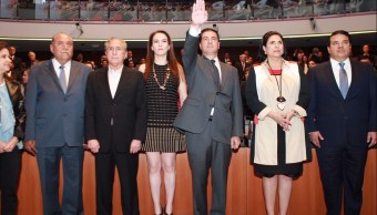 Toma de protesta a Gerónimo Gutiérrez Fernández como Embajador de México ante EU.