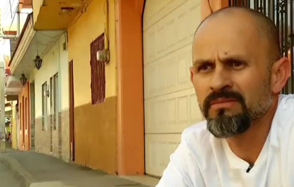 Después de 17 años, Ramón Barajas Magaña, unos de los 135 mexicanos repatriados de EU, regresó a Tamazula, Jalisco.