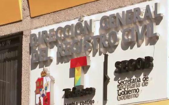 Registro Civil de Tabasco (Noticieros Televisa)