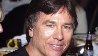 Richard Hatch, estrella de la serie de ciencia ficción Battlestar Galactica.