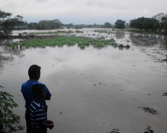El río Actopan registra disminución en su afluente; la población dice que el cuerpo de agua se encuentra contaminado