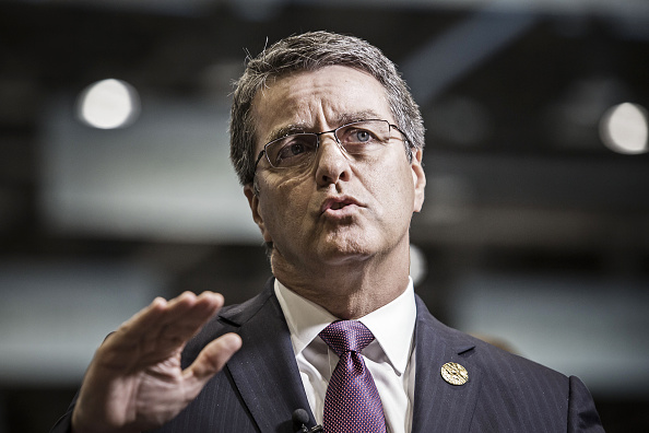 Roberto Azevedo, presidente de la OMC (Getty Images)