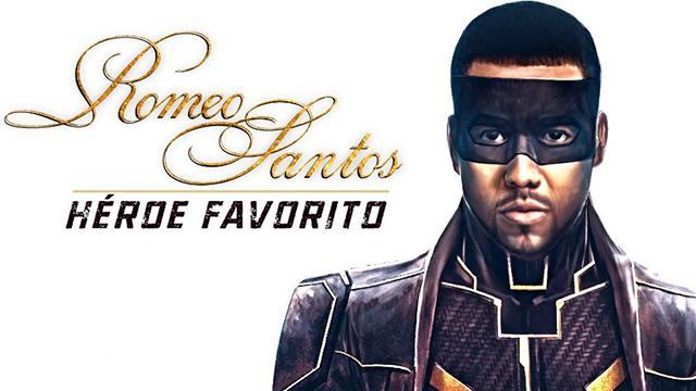Romeo Santos Marvel