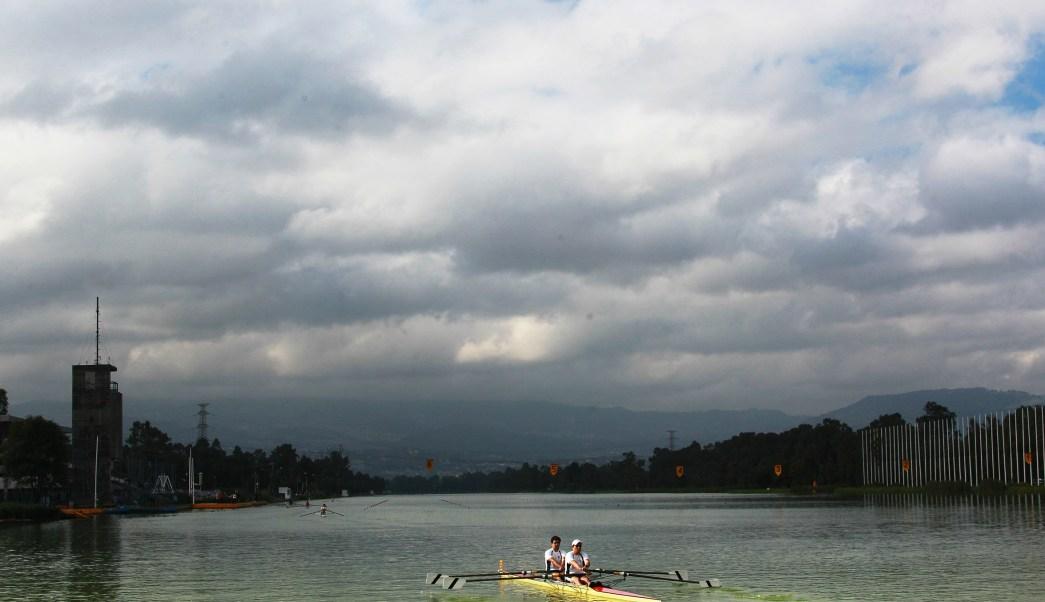 La Pista Olímpica de Remo y Canotaje localizada en Cuemanco; la Semar invita a la población a la regata 'Centenario de la Constitución' que se realizará en Xochimilco