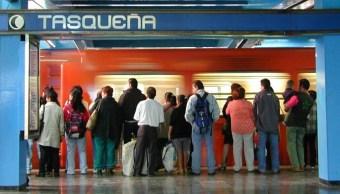 Diputado es asaltado en la Línea 2 del Metro