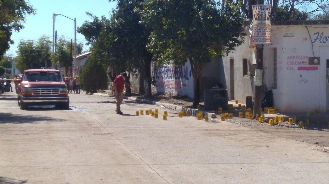 Grupo armado asesina a comandante del grupo Élite de la Policía Estatal Preventiva en Sinaloa
