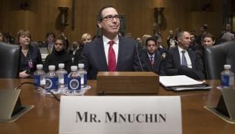 Con 53 votos a favor y 47 en contra, Steven Mnuchin pasó a formar parte de la lista de secretarios con menos apoyo de la historia en el Senado.