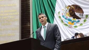 Mesa Directiva San Lázaro dictamen desafuero Tarek Abdalá