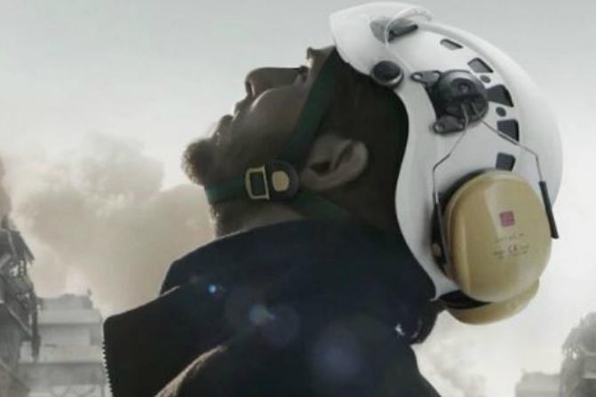 """El documental """"White Helmets"""" está nominado en los premios Óscar (White Helmets)"""
