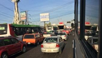 Por segundo año, la Ciudad de México es la urbe con más tráfico de autos en el mundo. (Notimex)