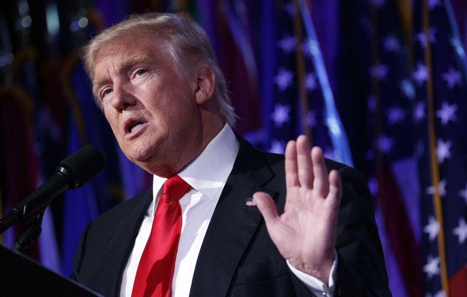 Trump dijo que confía en firmar una reforma fiscal antes de que acabe el año. (AP, archivo)