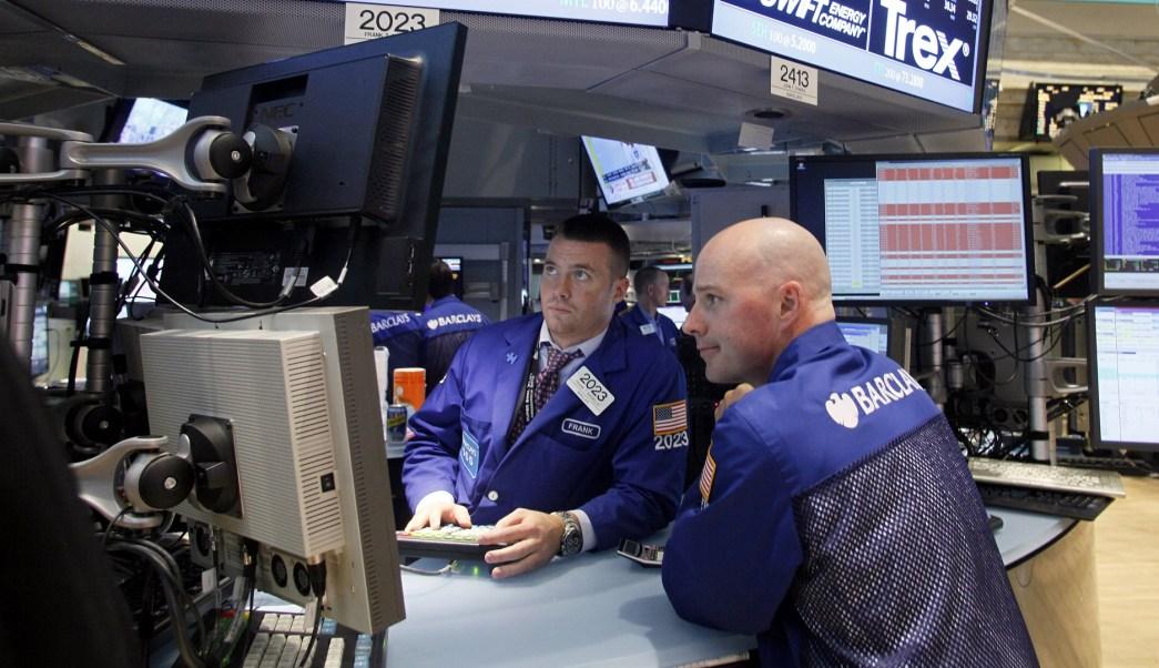 Operadores de Wall Street. (AP, archivo)