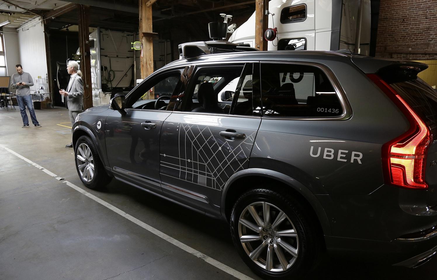Google: Uber usa tecnología de Waymo en sus autónomos