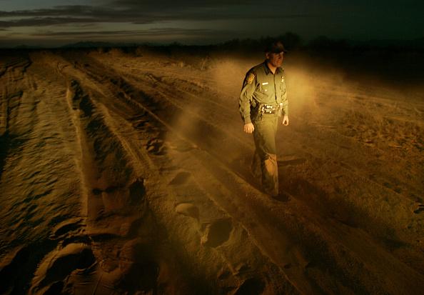 Desierto de Ajo, Arizona, Estados Unidos. (Getty Images, archivo)
