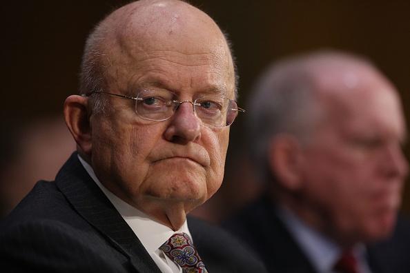 El director de Inteligencia Nacional, James Clapper, testifica ante el Comité de Inteligencia del Senado en Washington, DC. (Getty Images/archivo)