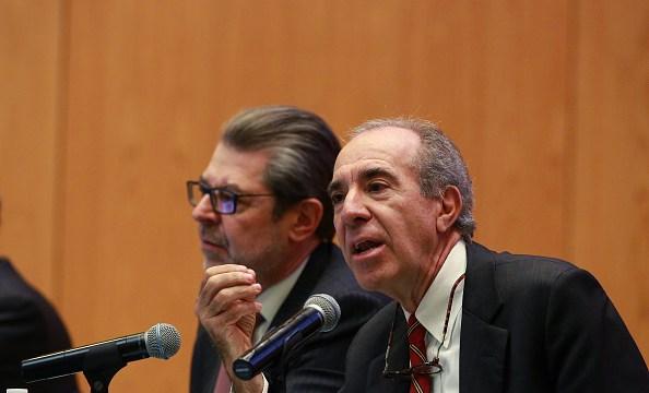 Jaime Serra Puche, exsecretario de Comercio en México. (Getty Images, archivo)