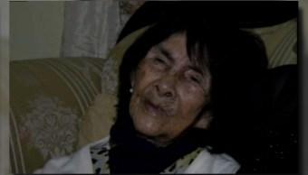 Doña Josefina Santos Pinales cumple 107 años; participó en la Revolución Mexicana (Noticieros Televisa)