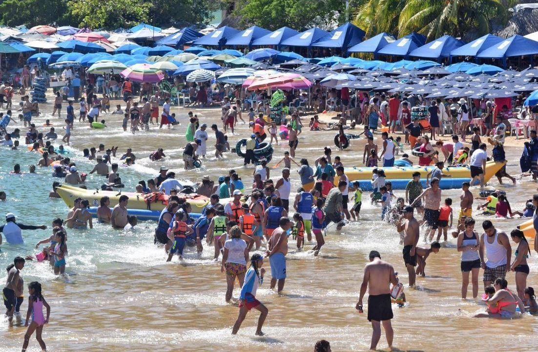 Acapulco registra ocupación hotelera de 90 por ciento