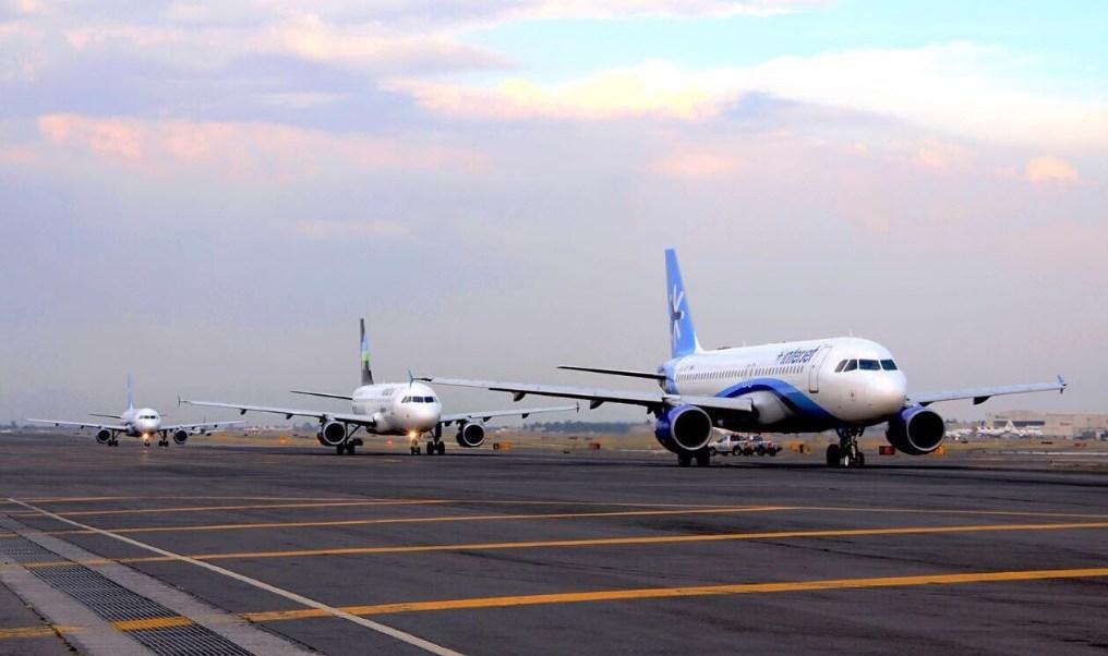 Aeropuerto Internacional de la Ciudad de México. (Twitter: @AICM_mx)