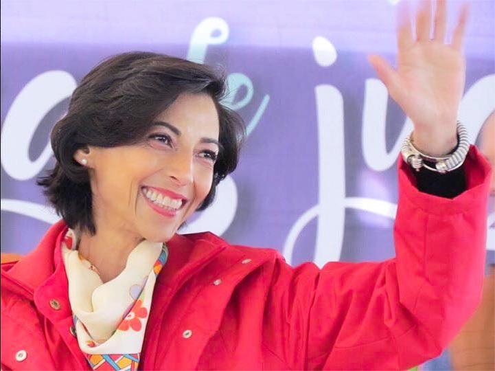 Foto publicada en redes sociales de la alcaldesa de Cuautitlán, Martha Elvia Fernández Sánchez; la exfuncionaria deja un mensaje de despedida tras perder batalla contra el cáncer (Facebook- Martha Elvia Fernández Sánchez)