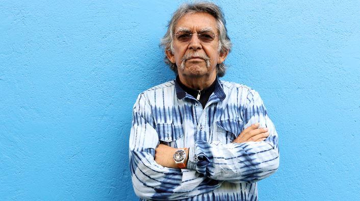 Ángel Parra se encontraba internado en un hospital en París, Francia (El Mercurio)